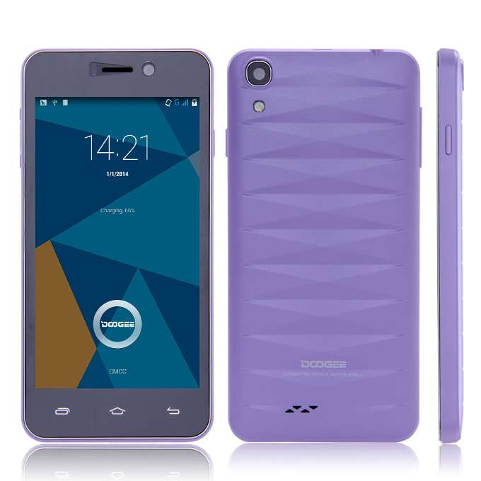 Doogee Dg800 Valencia 8Gb Dual Purple