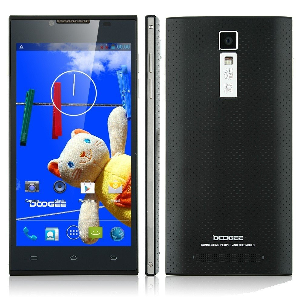 Doogee Dg2014 Turbo 8Gb Dual Black
