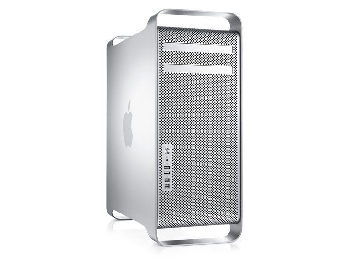 Apple Mac Pro Two [Mc561rs,A] 8 - Core Xeon 2.4GHz,6G,1T,DVD-SMulti,ATI Hd5770 1G,