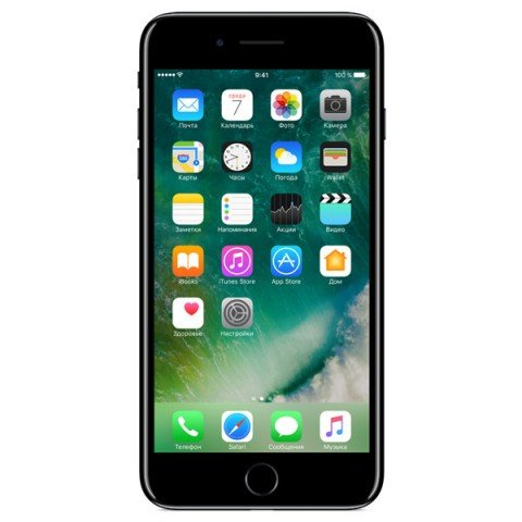 Apple iPhone 7 Plus 128GB Jet Black (Чёрный оникс)