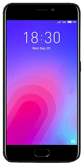 Смартфон Meizu M6 16Gb White