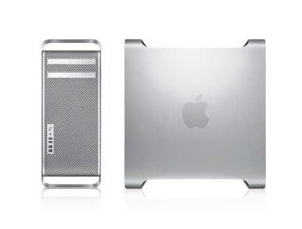 Apple Mac Pro One 3.2GHz Quad-Core Xeon,8GB,Two 1TB,Radeon Hd 5770 1Gb,Os X Lion