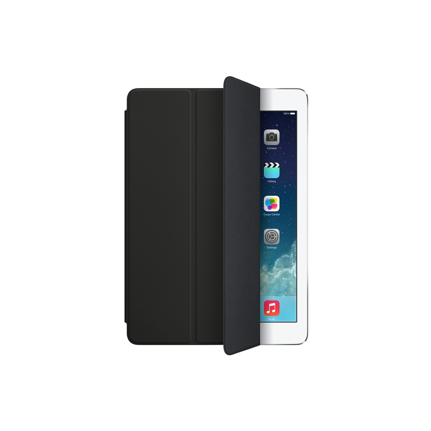 Apple iPad Air Smart Case - Black Mf051zm,A