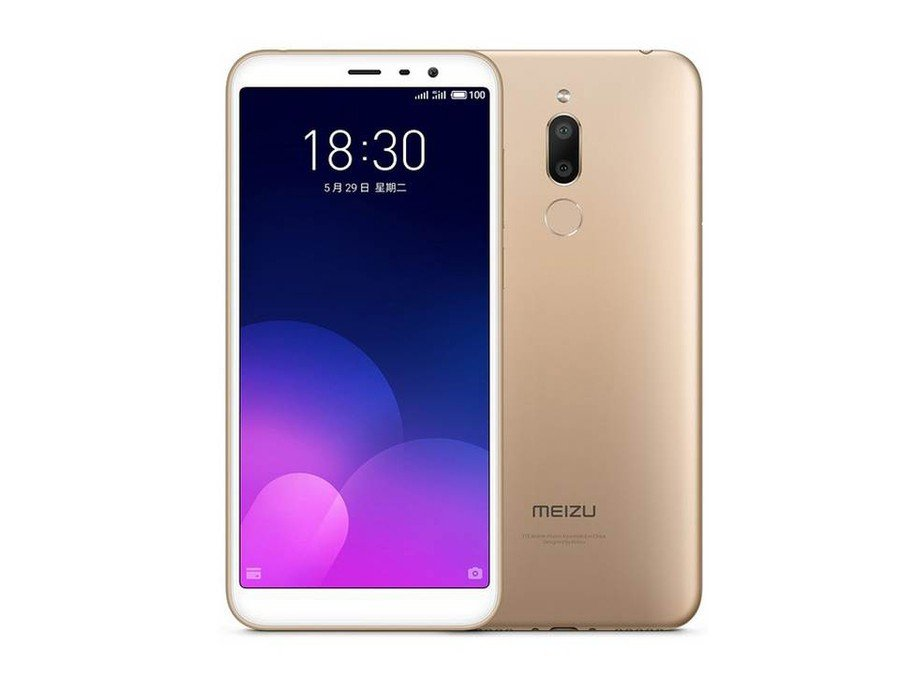 Смартфон Meizu M6T 16gb Gold