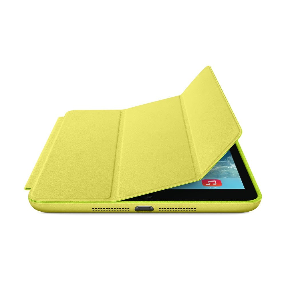 Apple iPad mini Smart Case - Yellow Me708zm,A