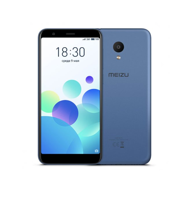 Смартфон Meizu M8c 16Gb blue