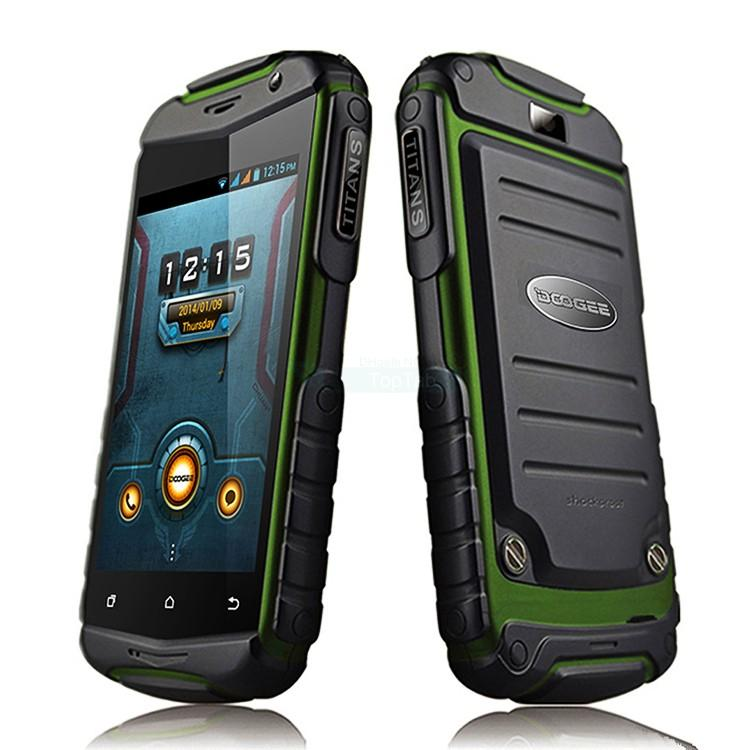 Doogee Dg150 4Gb Dual Green