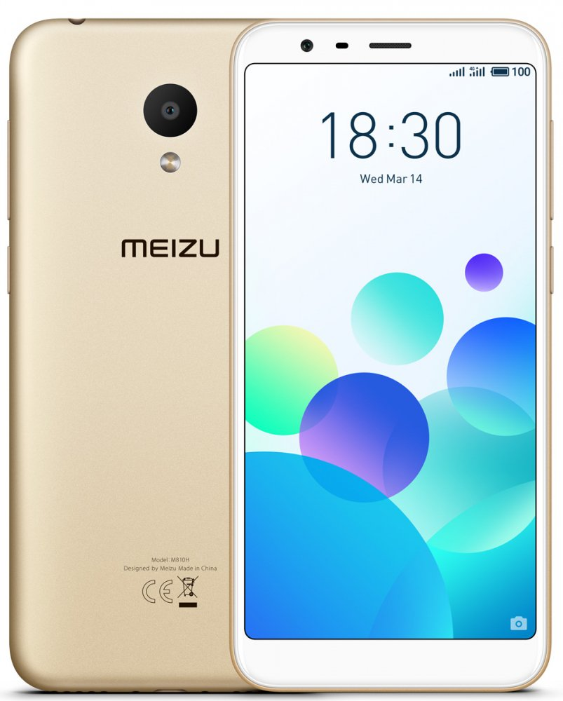 Смартфон Meizu M8c 16Gb Gold