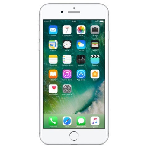Apple iPhone 7 Plus 128GB Silver (Серебристый)