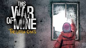 Игра This War of Mine The Little Ones (PS4)