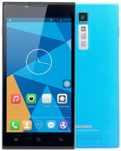 Doogee Dg2014 Turbo 8Gb Dual Blue