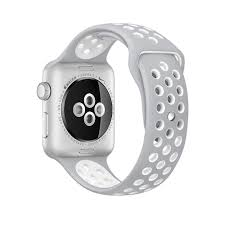Apple Watch Series 2 42mm with Nike Sport Band White
