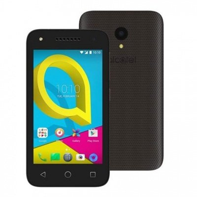 Смартфон Alcatel U3 4034D Dual sim Black