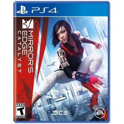 Игра Mirrors Edge Catalyst (Ps4)