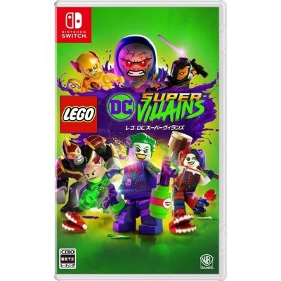 Игра Lego Dc Super-Villains (Ps4)