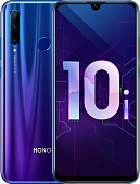 Смартфон Honor 10i 128GB синий