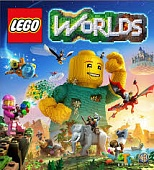 Игра LEGO Worlds (PS4)