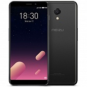 Смартфон Meizu M6S 3/32Gb Black