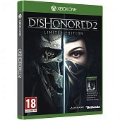Игра Dishonored 2 Limited Edition (Xbox One)