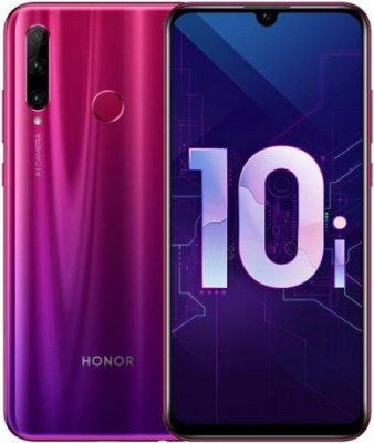 Смартфон Honor 10i 128GB красный