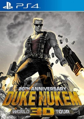 Игра Duke Nukem 3D: 20th Anniversary World Tour (Ps4)