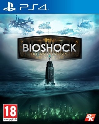 Игра Bioshock: The Collection (Ps4)