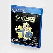 Игра Fallout 4 Game of the Year Edition (Ps4)