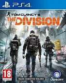 Игра Tom Clancys The Division (Ps4)