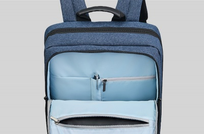 Рюкзак Xiaomi RunMi 90 Points Classic Business Backpack Blue