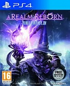 Игра Final Fantasy XIV: A Realm Reborn (PS4)