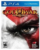 Игра God of War 3 (PS4)