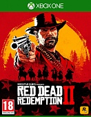 Игра Red Dead Redemption 2 (Xbox one)