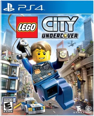 Игра Lego City: Undercover (Ps4)